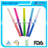 Hot sell color changing straw disposable drinking straw