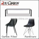 Carbon Fiber Office Furniture Long Meeting and Conference Table