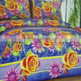 New style for 2016 Hotel use Bed Sheet polyester Hotel Quilt Cover bedding set