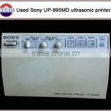 used Sony thermal printer UP-895MD for ultrasound machine
