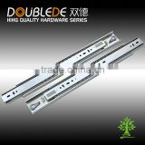 Unidirectional Bidirectional single extension ball bearing steel ball side mount drawer slide