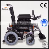 Electric Power Wheelchair with PG Controller PG Lighting Module
