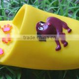 shoe play toy-vinyl shoes toy