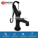 Cast Iron Water Transfer Hand Pump Professional Factory                                                                         Quality Choice