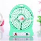 2016 Hot! Best gift emergency Portable electrical mini usb mini fan with led light                                                                                                         Supplier's Choice