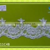 french lace trimming CJL011C4B