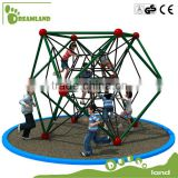 Dreamland rope children outdoor playground outdoor climbing nets                                                                         Quality Choice