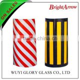 Double color reflective tape for safety, Warning Tape for road traffic sign, truck and vehicle, highway