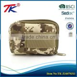 Cheap custom mens Camouflage key bag with new year gift