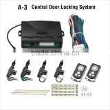 2014 New Car Keyless Door Lock Kit With decoder Auto Security System
