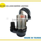 <9052> 0.125-1.5HP AC 110V/220V single stage marine boat sea water Submersible Pump