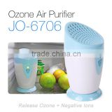 Best Price Portable Battery Powered Anion Generator Ozone Air Purifier JO-6706                                                                         Quality Choice