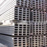 Pre-galvanized angle u section/unistrut channel/u channel steel, right angle prism, steel channel