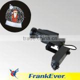 FRANKEVER 12w projection lamp outdoor gobo projector