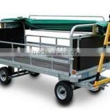 Hot sale Luggage cart for aviation ground support equipment