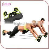 Hot Revoflex Home Office Multifunctional Fitness Set attached with Abdominal Trainer Resistance Band                                                                         Quality Choice