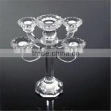 factory outlet new rustic glass candleholder
