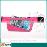 Fitness Outdoor Sporting Running Flip Belt Waist Bag For Iphone 6