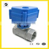 electric water ball valve CWX-15Q/N for water treatment,drinking water,IC card water meter,air-conditioning
