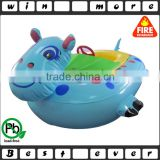 China factory price commercial adults and kids electric powered water bumper boat for sale                                                                                                         Supplier's Choice