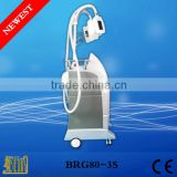 Three handles criolipolisis coolshape body slimming machine with vacuum pump with 110Kpa