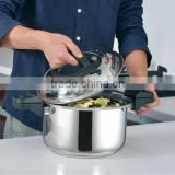 Uses A Tank Of Helium Gas Silicone Pressure Cooker Seal 18/8 Stainless Steel Cookware
