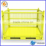 Supermarket trolley wire mesh deck railings