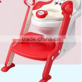 toilet seat for kids potty training with ladder FS0062