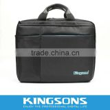 "2012 Latest Hot-selling 14.1"" K8303W Nylon Waterproof Laptop Carrying Handbag Case for men"