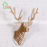 New Elx Vintage Wooden Craft MDF Wall Hanging country 3D christmas home decor