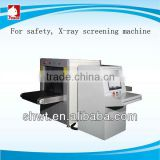 "baggage screening machines x-ray parcels/bags scanner with High resolution 19 ""LCD display CE&ISO Certificates"