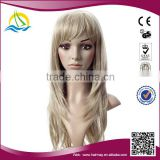 Wholesale price High Temperature Fiber short braid synthetic wig