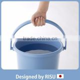 Various and Long-lasting fish farming equipment plastic bucket with handle for home & commercial use with various sizes