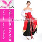 New Arrival Sexy Adult Costume House Maid Costume for ladies