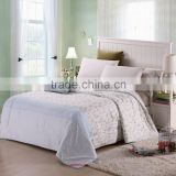 China textile bedding sets in stock low price 100% suzhou silk custom printed ethnic duvet covers wholesale
