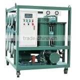 High Efficiency Hydraulic Oil Treatment Machine,anti-explosion,being safe and reliable, dehydration and degassing