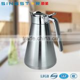 SX093 Unbreakable stainless steel hot drink water jug