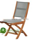 Folding Chair Batyline - Outdoor Exporter Teak Wood Furniture