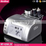 New Invention!!! Mini Portable Ultrasound Cavitation Machine 3 Fat Freezing Treatment Head Aesthetic Devices For Fast Body Slimming Welight Bipolar Rf Ultrasonic Liposuction Cavitation