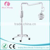Standing Model Tooth Whitening Machine 8 LED Light 9000mW/cm2 Teeth Whitener System Dental Equipment Wholesale Free Shipping CE