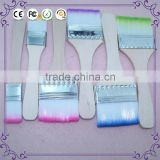 Colorful nylon hair dust cleaning barbecue brush paint brush set