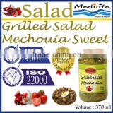 Grilled Salad Mechouia Sweet,Grilled Salad Mechouia with Bell Peppers, Jarred Salad 370 mL