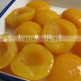half,sliced or diced Canned Yellow Peach in syrup