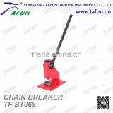 Chain breaker and rivet spinner for saw chain / Chainsaw sharpener with high quality