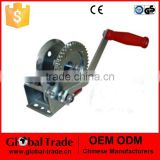 Hand Winch(Empty) 1800lbs / 810kg Boat Trailer Caravan without Cable Marine Puller T0037