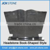 Lowest price supply book shape headstone