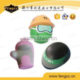 cheap custom printing squeeze pu toy stress ball