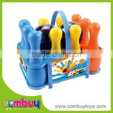 Good quality kids sport toys plastic indoor bowling game