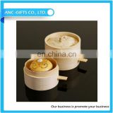 Chinese Bamboo Steamer Food Steamer Set