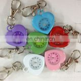 Fashion Promotion Gift Silicone Keychain Watch
